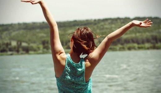深呼吸で便秘改善!リラックスが腸活に効果!